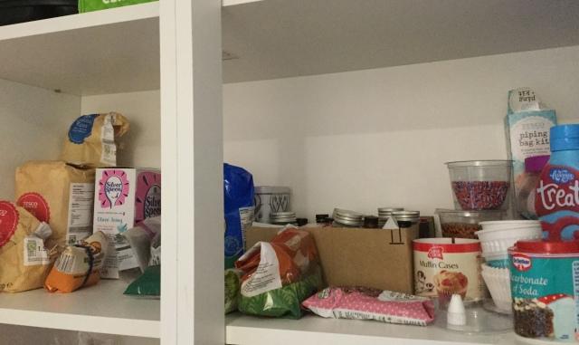 Decluttering vs. Organising